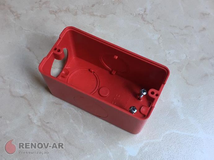 Eletroduto PVC com entrada de ¾